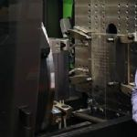 R2R overmoulding at VTT pilot manufacturing line